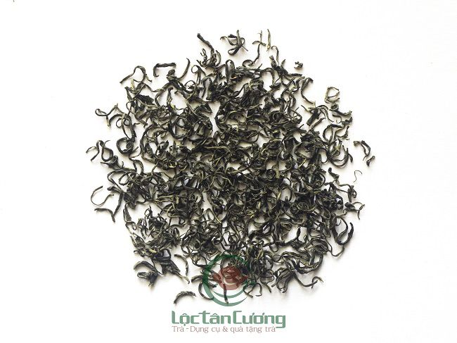 Cánh trà đinh Thái Nguyên của Lộc Tân Cương